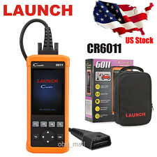 New LAUNCH CReader 6011 OBD2/EOBD Diagnostic Scanner Tool ABS SRS US Stock