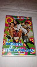 LA DOTTORESSA DEL DISTRETTO MILITARE - FENECH VITALI  - DVD ITA SEXY COMICO