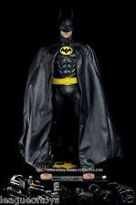 HOT TOYS DX09 1989 BATMAN 1/6TH SCALE COLLECTIBLE FIGURE