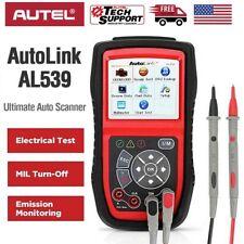 Autel AL539 OBD2 Car Code Reader Electrical Test Scan Tool Diagnostic AVOmeter