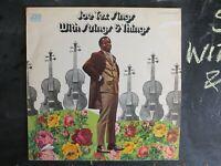 JOE TEX SINGS WITH STRINGS & THINGS VINYL LP RECORD ALBUM 1970 2465 001 FUNK