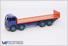 905 Foden Flat Lkw Lastwagen Tablett Mit Ketten Dinky Spielzeug Gb Nr Auto- & Verkehrsmodelle Autos, Lkw & Busse
