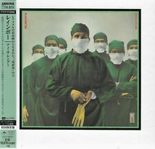 RAINBOW DIFFICULT TO CURE 2013 JAPAN PLATINUM SHM CD - HR CUT - JOE LYNN TURNER!