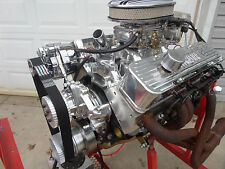 CHEVY 350 ROLLER HI  PERFORMANCE TURN KEY 400 HP ENGINE BY CRICKET  CR# - EHRB12