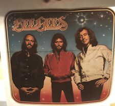 Vintage Iron On T Shirt Transfer Bee Gees Rare Large 1970s Rock Music Disco
