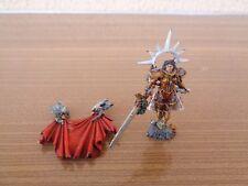 Warhammer 40K Celestine The Living Saint Painted Metal OOP