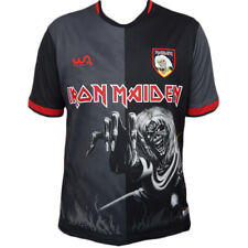 Number of the Beast Iron Maiden Limited Edition Soccer Jersey - Wa Sports