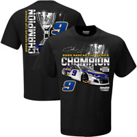 Chase Elliott 2020 NAPA NASCAR Cup Series Champion T-Shirt Tee L-XL IN STOCK