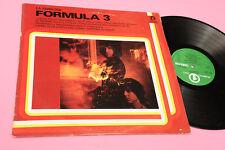 FORMULA 3 LP ITALY PROG 1977 EX !!!!!!!!!!!!!!!!!!!!!!!!!!!!