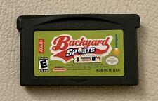 Backyard Sports: Backyard Baseball 2007 (Nintendo Game Boy Advance, 2006)