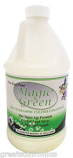 Magic Green Gold & Silver Ultrasonic Cleaning Powder - 32 oz.