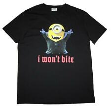 Minions - Vampire - I Won't Bite -  Men's / unisex t shirts