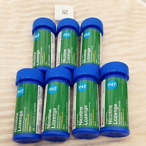 CVS Health Sugar Free Nicotine Lozenge 2 mg Mint Lozenge 168    Exp.05/2022