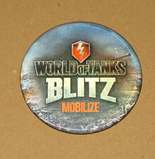 "World of Tanks  promo Magnet  Gamescom 2014 ""Blitz Mobilize"""
