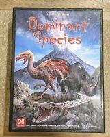 Dominant Species ‐ GMT Games 1011-12 2012 A Chad Jensen Game