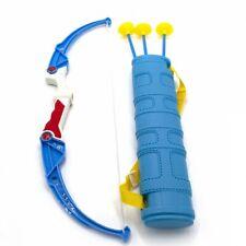 258045 Juego de arco y cestita con tres flechas juguete educativo para niños
