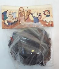 """Tender Heart Treasures Cowboy 12 pc Outfit & Accessries for 12"""" Bear New in Pack"""