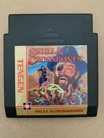 Skull and Crossbones NESNintendo 100% Authentic Working Cartridge Only