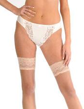 Perizomi, tanga, slip e culottes da donna culotti bianchi in nylon