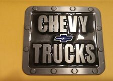 CHEVY TRUCKS WITH BOW TIE BELT BUCKLE CHEVROLET NEW