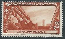 1932 REGNO DECENNALE 60 CENT MNH ** - Y188