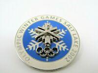 Olympic Winter Games Salt Lake 2002 Pin