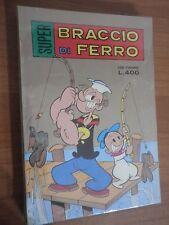 SUPER BRACCIO DI FERRO N. 65 06/1978 Grafica Ed. Metr  stato Ottimo di Busta   L