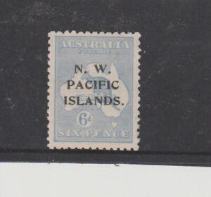 Australian Kangaroo Pacific Island 6d Mint - (BY30)