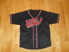 The SOPRANOS Television Series Bada Bing HBO Baseball Style Jersey Large Mafia