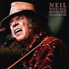Neil Young - Rock Am Ring Festival: German Broadcast 2002 - Double LP Vinyl