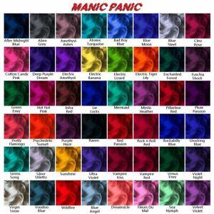 Manic Panic MANIC PANIC Classic Hair Dye Vegan Semi Permanent - Choose Colour