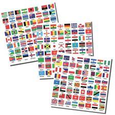 Safe Kennzeichnungs-Set Ganze Welt für 192 Länder, selbstklebend (1862)