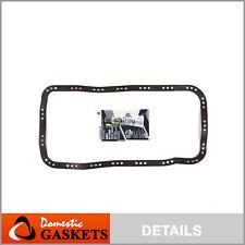 Oil Pan Gasket Fits 90-01 Acura Integra 1.7 1.8L Honda Civic 1.6L DOHC CR-V 2.0L