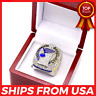 FROM USA- St LOUIS BLUES Ring Stanley Cup 2018-2019 Championship Official Design