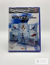 RTL Winter Games 2007 I PS2 I SEALED I NEW I NEU I Playstation 2