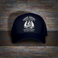 NSWDG Devgru Seal Team 3 ST-3A Dark Angel US Army Special Force Embro Cap Hat