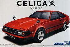 Aoshima 1/24 Toyota Celica RA28 Liftback 2000 GT PLASTIC MODEL KIT 5319