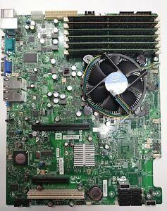 SUPERMICRO X8SIE-F Motherboard ATX Intel X3460 12GB RAM Heatsink/Fan