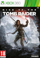 Rise of the Tomb Raider (Microsoft Xbox 360, 2015) CHEAP PRICE AND FREE POSTAGE