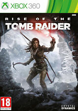 Rise of the Tomb Raider (Microsoft Xbox 360, 2015)