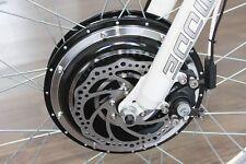 Kit de conversion Ebike roue avant 36V 700W Disque de frein vélo électrique