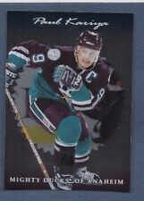 1996-97 Donruss Elite Hockey cards complete base set (1-150)