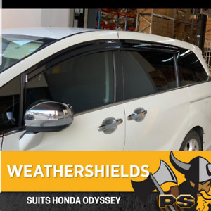 Superior Weathershields Weather Shields Window Visor Honda Odyssey 2013-2020