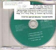 (CT659) Oleta Adams, Never Knew Love - 1995 DJ CD