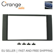 Ford S-Max C-Max Focus Radio Faceplate Double Din Fitting Fascia Car stereo