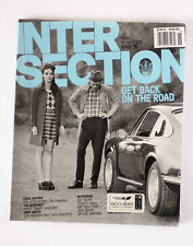 INTERSECTION magazine  2010 - ISSUE 18 - Cover by Scott Pommier