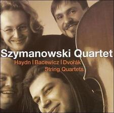 Grazyna Bacewicz | Antonin Dvorak | Franz Joseph Haydn: String Quartets, New Mus