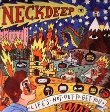 NECK DEEP - Life's Not Out To Get You - Vinyl (gatefold LP + MP3 download code)