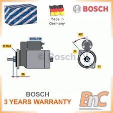 STARTER VW SEAT BOSCH OEM S114553 0986018200 GENUINE HEAVY DUTY