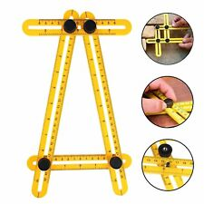 Angle-Izer Template Tool Multi Angle Ruler Mechanism Slides Measuring Instrument